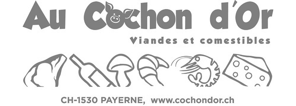 cochon d'or logo
